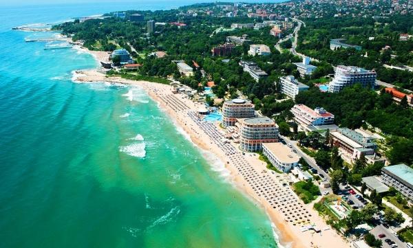 Климат, погода, температура воды в Болгарии по месяцам