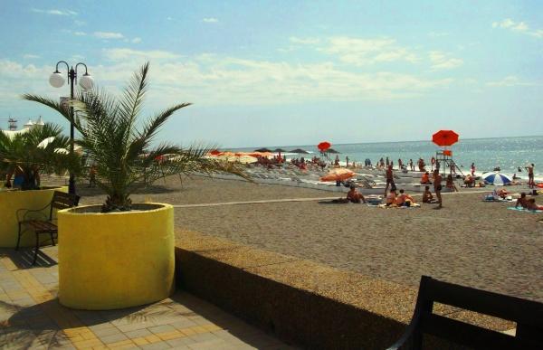 Картинки стол адлер лето море пляж