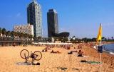 Барселона в июне