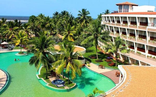 Лучшие отели Шри-Ланки