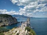 Где находится Ласточкино гнездо в Крыму