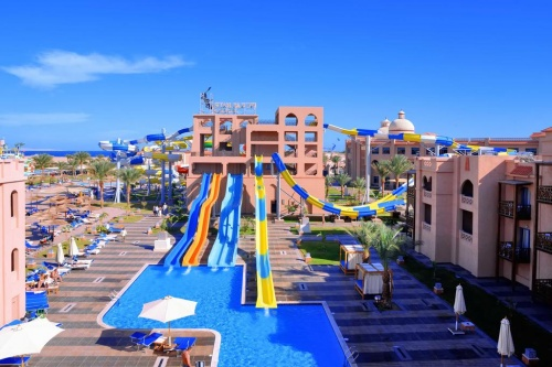 Отель Pickalbatros Sea World 4 в Хургаде