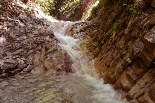 Бжидские водопады