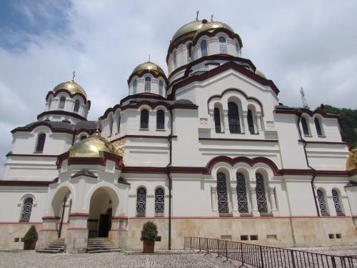 Пантелеймоновский собор мужского монастыря
