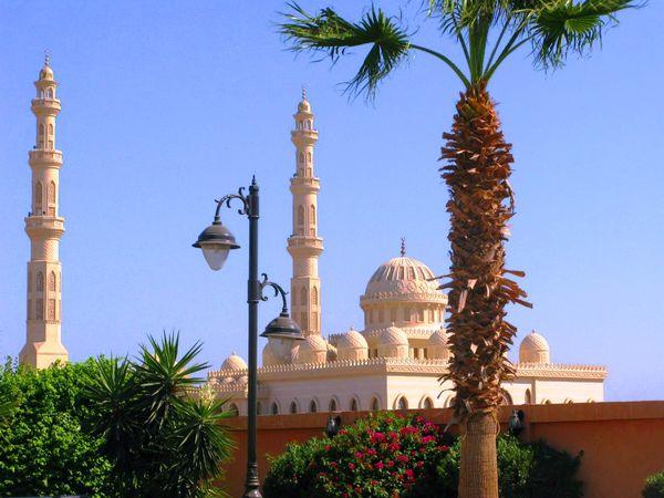 Египет, Хургада в июне
