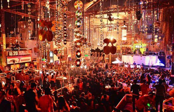 Ночные клубы и бары Хургады