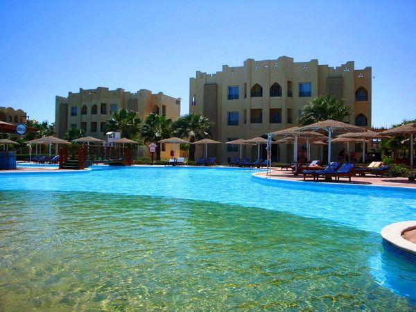 Все отели в Макади Бей классные и красочные