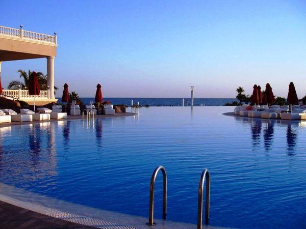Бассеин одного из лучших отелей курорта Сиде