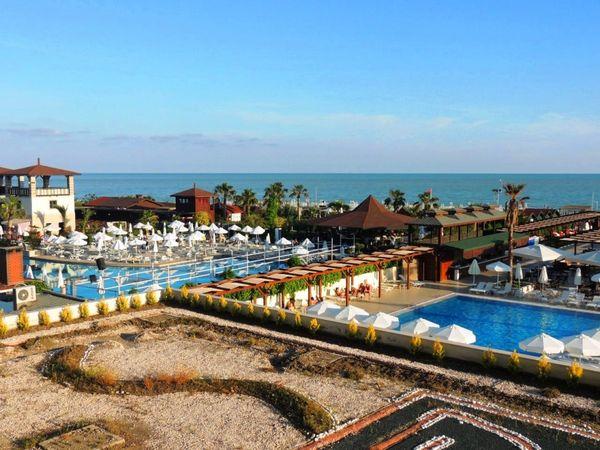 Белек, отель Дионис на Средиземном море