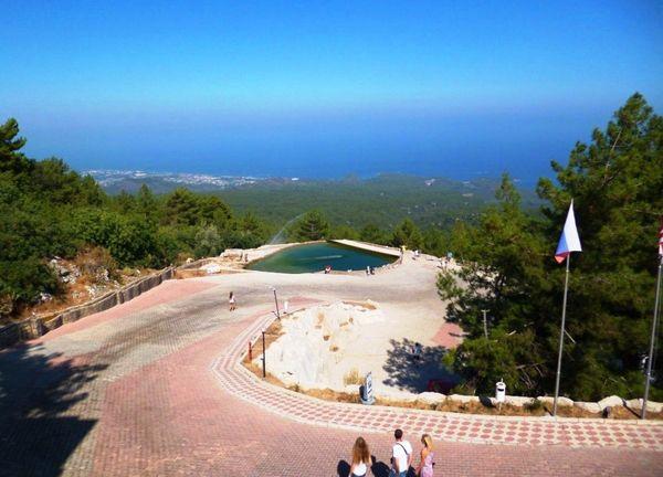 Турция в июле, отель Imeros Hotel трехзвездочный