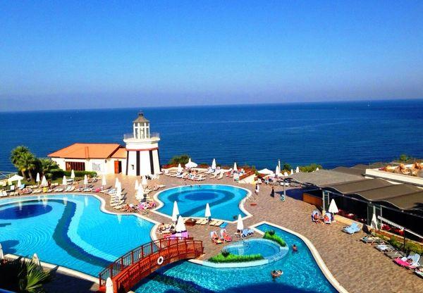 Кушадасы Турция Эгейское море