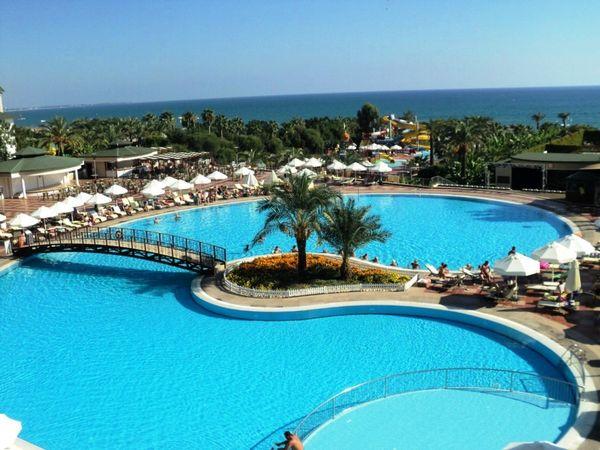 Отель Club Hotel Turan Prince World пятизвездочный
