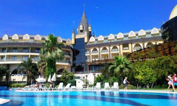 Турция, Кемер, отель Le Chateau De Prestige пятизвездочный