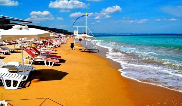 Курорт Золотые пески