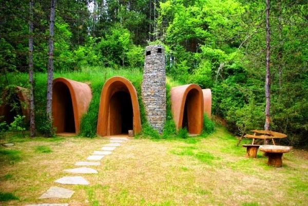Сказочные мини отели