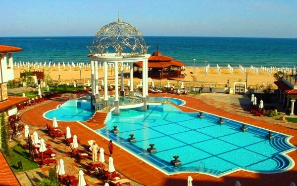 Самый большой город-курорт Болгарии - Солнечный Берег