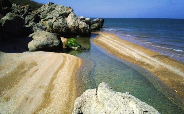 курорт Керчь и его прекрасный пляж