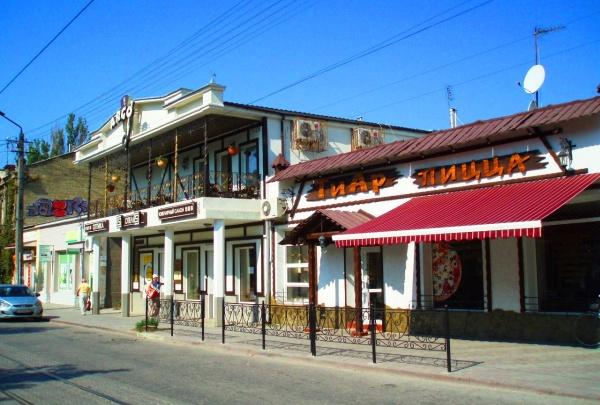 Мини-отель ARGO в Евпатории