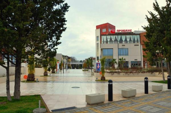 Отель Прованс на курорте