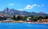 Крым в августе