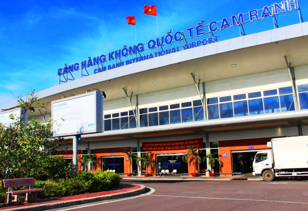 Международный аэропорт в Нячанге