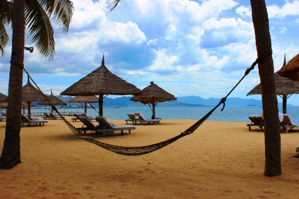 Красивые пляжи во Вьетнаме