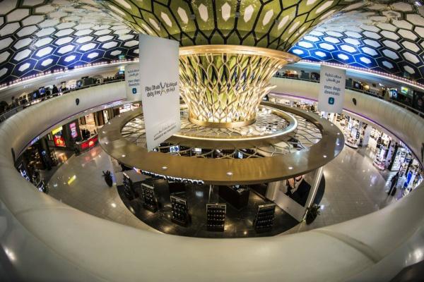 Международный аэропорт Дубай (DXB), ОАЭ