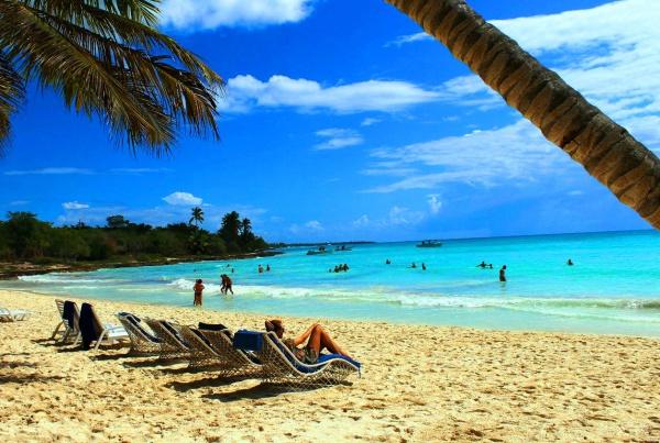 Шикарные пляжи в Доминикане