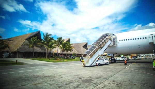 Единственный в мире частный международный аэропорт в Пунта Кана, Доминикана