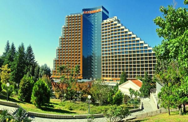 Оздоровительный комплекс «Дагомыс» города Сочи