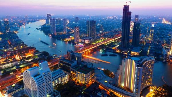 Столица Тайланда Бангкок