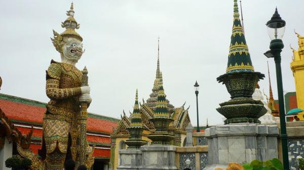 Достопримечательности в Тайланде