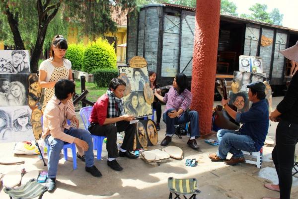 Уличная культура Вьетнама