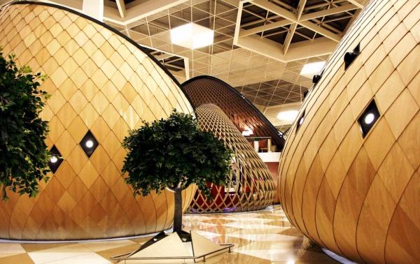 Аэропорт Гейдар Алиев, Баку - Азербайджан