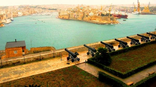 Курорт Валетта на Мальтийском острове