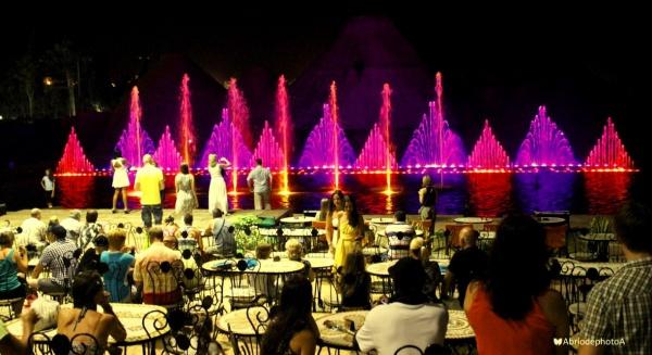 Курорт Протарас и его знаменитые поющие фонтаны