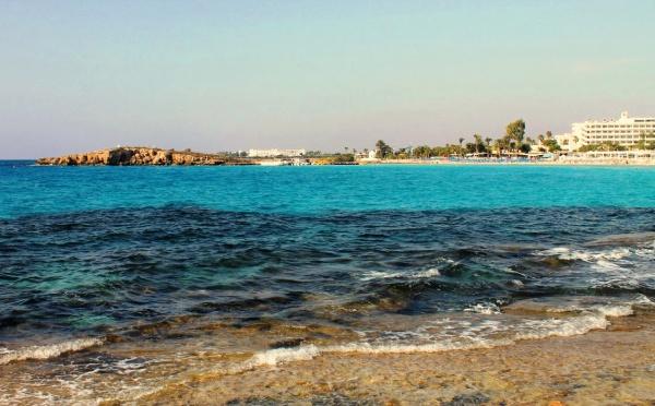 Остров Кипр и пляж Нисси Бич