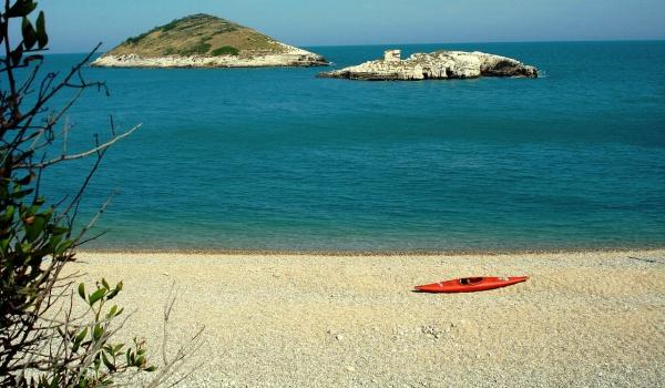 Адриатическое побережье в Италии
