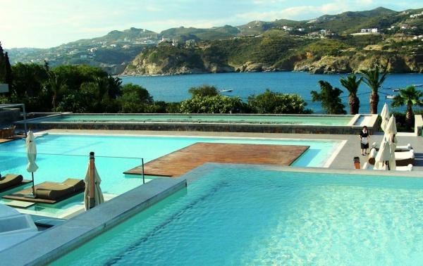 Крит, отель Capsis Elite Resort пятизвездочный