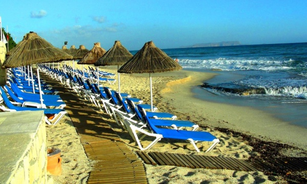 Греция, отель Aldemar Royal Mare, остров Крит