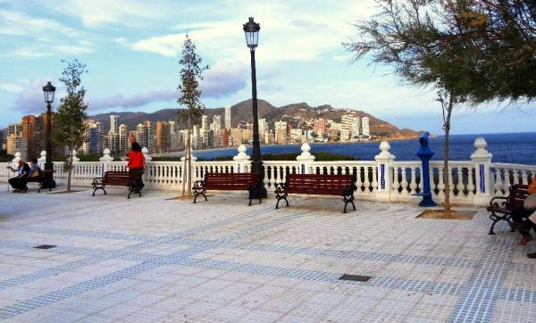 """Испания, большая смотровая площадка или """"Балкон Средиземноморья"""""""
