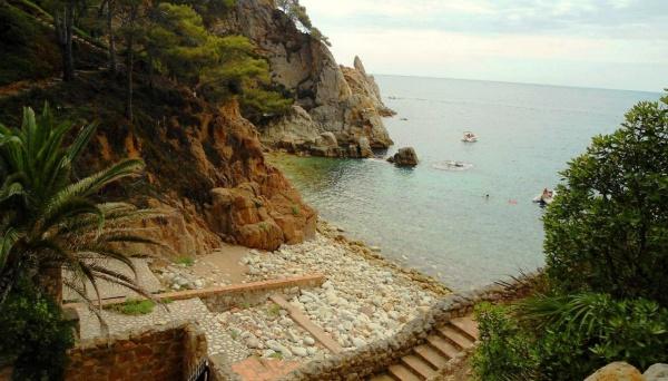 Испания, секретная бухта