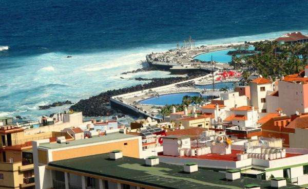 остров Тенерифе в Испании