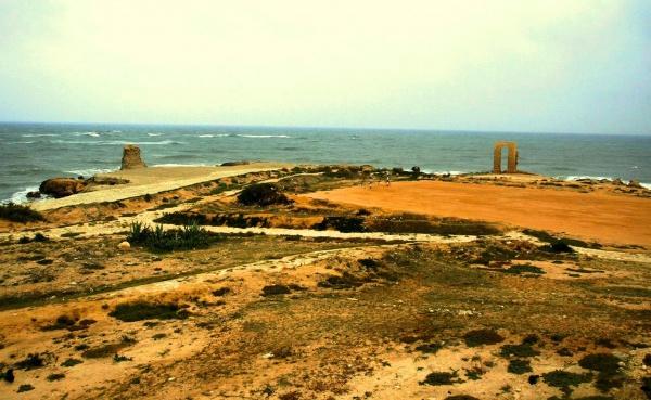 Курорт Махдия, старинный пунический порт