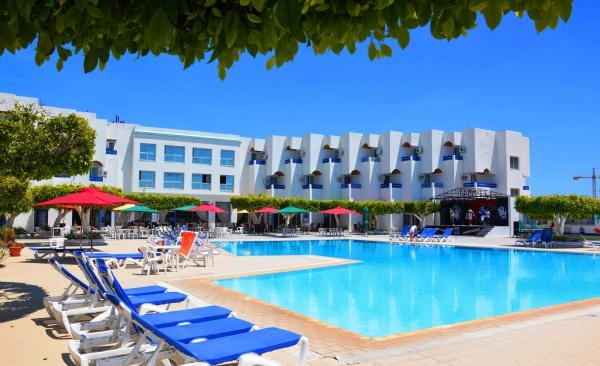 город Набель в Тунисе