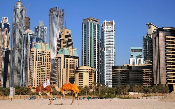 Погода в ОАЭ по месяцам, температура воды в море
