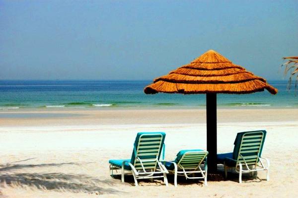 Хороший пляж, залог хорошего отдыха