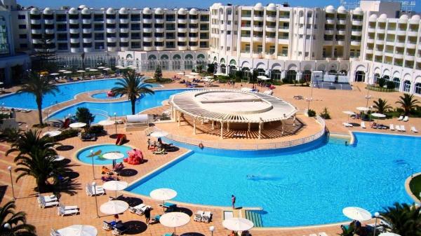 Пятизвездочный отель в Тунисе