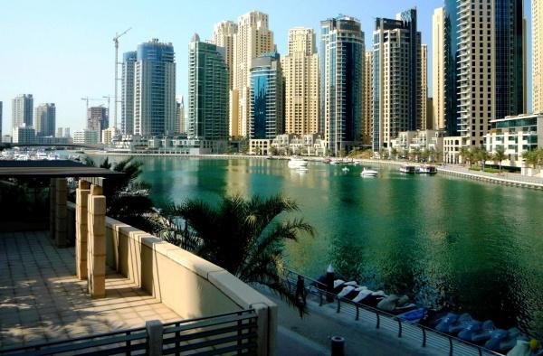 ОАЭ занимает пятое место по количеству небоскребов
