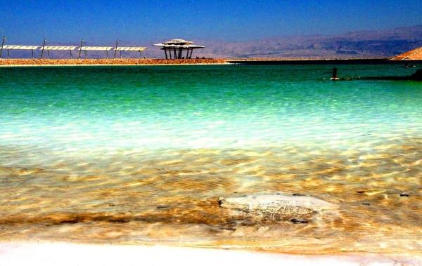 Удивительное Мертвое море, Израиль